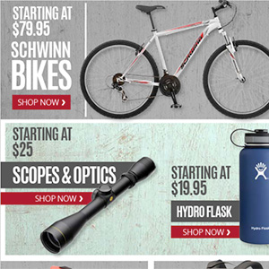 Army, Air Force, Exchange, BX, Base Exchange, fitness email, outdoor equipment, bikes, bicycle, outdoor email