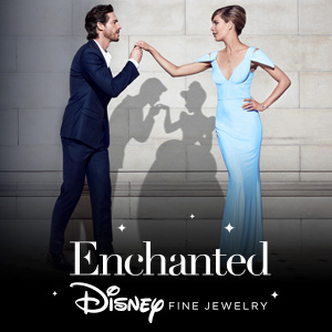 Zales Jewelers, signet jewelry, disney, disney enchanted jewelry collection, animated banner ads, html5 animated banner ads