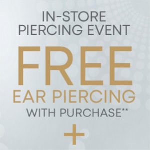 Piercing Pagoda, Free Piercing Event, Vera Wang Love, Jewelry collection, Zales Jewelers, banner ads, animated banner ads, google web designer, html5 banner ads